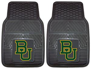 Fan Mats Baylor University Vinyl Car Mats