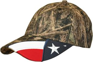 ROCKPOINT Texas True Timber Camo Cap