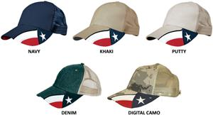 ROCKPOINT Texas Original Mesh Cap