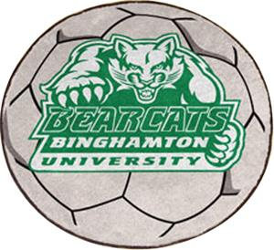 Fan Mats Binghamton University Soccer Ball