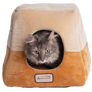 Armarkat Convertible Covered Cat Beds - C07CZS/MH