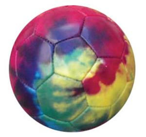 Red Lion Tie Dyed Soccer Balls