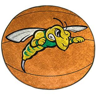 Fan Mats Black Hills State U. Basketball Mat