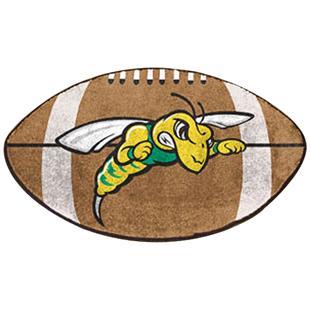 Fan Mats Black Hills State U. Football Mat