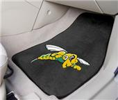 Fan Mats Black Hills State Carpet Car Mats (set)