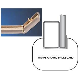 "Self-Adhesive Basketball Backboard Padding-2""Thick"