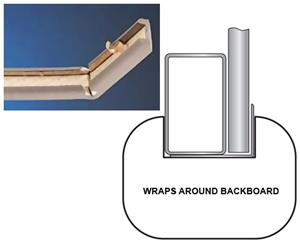 "Adhesive Basketball Backboard Padding-1 9/16""Thick"