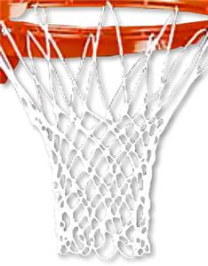 Porter Nylon Anti-Whip Basketball Net (12 Pack)