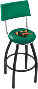 Univ of Alabama Birmingham Swivel Back Bar Stool