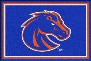 Fan Mats Boise State University 5X8 Rug