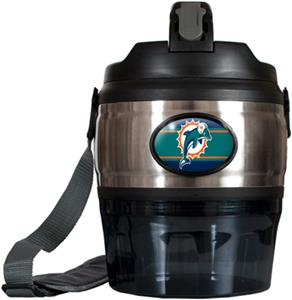 NFL Miami Dolphins 80oz. Grub Jug