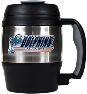 NFL Miami Dolphins 52oz Macho Travel Mug