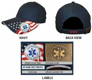 ROCKPOINT First Responder EMS Cap