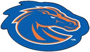 Fan Mats Boise State University Mascot Mat
