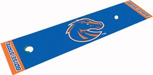 Fan Mats Boise State University Putting Green Mat