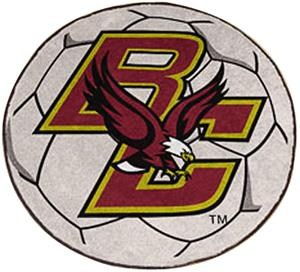 Fan Mats Boston College Soccer Ball
