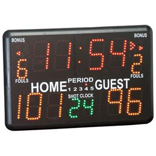 Porter Portable Indoor Tabletop Scoreboard