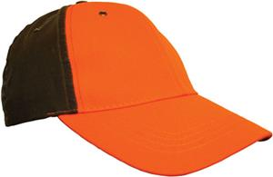 ROCKPOINT Hunter Orange Bill Sportsman Cap