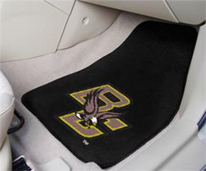 Fan Mats Boston College Carpet Car Mats (set)