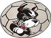 Fan Mats Boston University Soccer Ball Mat