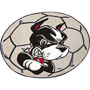 Fan Mats Boston University Soccer Ball Mat