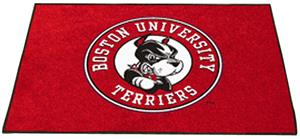 Fan Mats Boston University All Star Mat