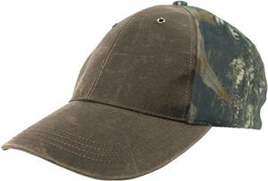 ROCKPOINT Brown Bill & Front Sportsman Cap