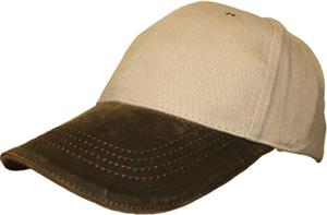 ROCKPOINT Khaki/Brown Sportsman Cap