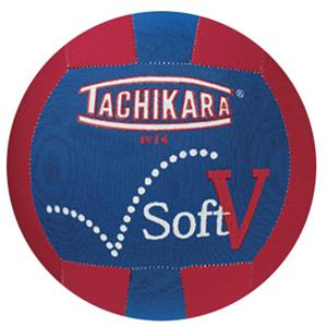 Tachikara SV14 Soft-V Training Volleyballs
