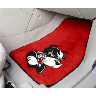 Fan Mats Boston University Carpet Car Mats (sets)