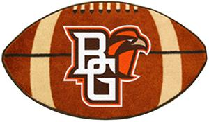 Fan Mats Bowling Green Football Mat