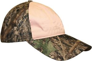 ROCKPOINT True Timber Unstructured Pink Cap