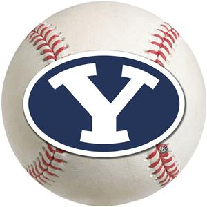 Fan Mats Brigham Young University Baseball Mat