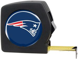NFL Patriots 25' Tape Measure with Logo