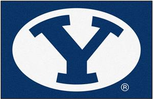 Fan Mats Brigham Young University Starter Mat