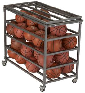 Porter Basketball Ball Cage