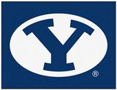 Fan Mats Brigham Young University All Star Mat