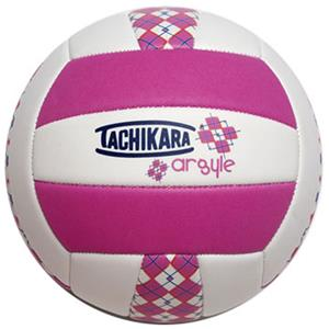 Tachikara SofTec Argyle Indoor/Outdoor Volleyballs