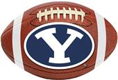 Fan Mats Brigham Young University Football Mat