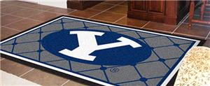 Fan Mats Brigham Young University 5x8 Rug