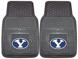 Fan Mats Brigham Young University Vinyl Car Mats