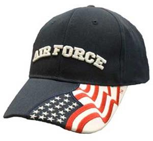 ROCKPOINT Defenders of Freedom Air Force Cap