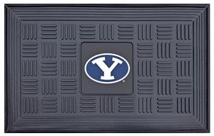 Fan Mats Brigham Young University Door Mat