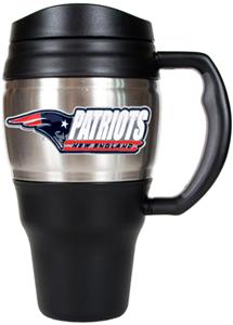 NFL Patriots 20oz Travel Mug