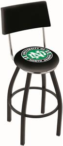 University of North Dakota Swivel Back Bar Stool
