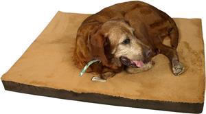 Armarkat Faux Suede Memory Foam Dog Mats - M06