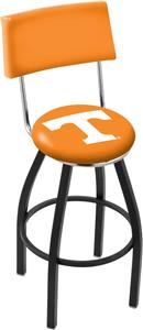 University of Tennessee Swivel Back Bar Stool