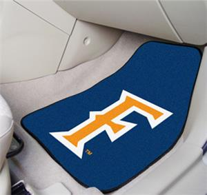 Fan Mats Cal State Fullerton Carpet Car Mats
