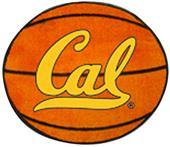 Fan Mats UC Berkeley Basketball Mat