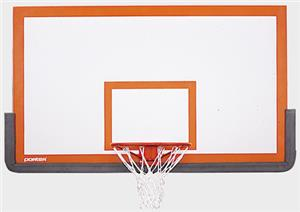 "Rectangular Wood Basketball Backbaord - 72"" x 42"""